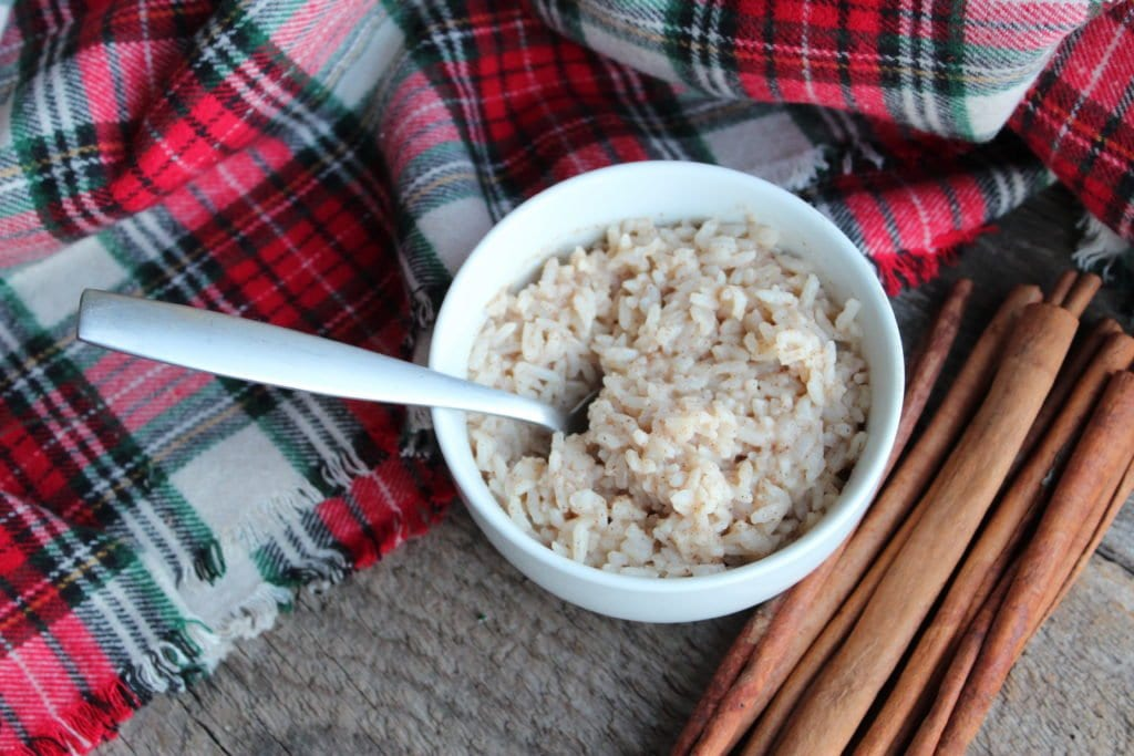 instant pot sweet rice