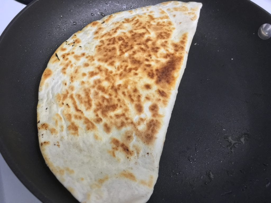 copy cat taco bell chicken quesadillas
