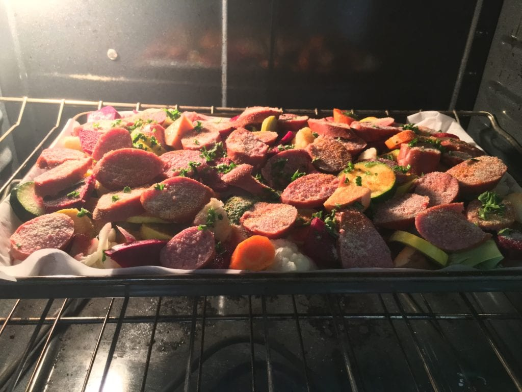 sheet pan dinenr